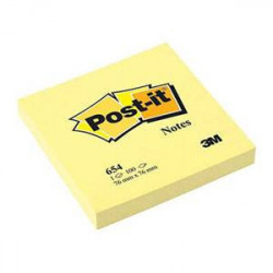 3M Post it 3x3 - 100 Sheets