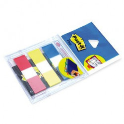 3M Post it Flag 3 Clolour...